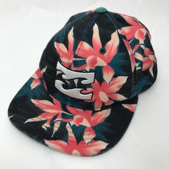 ecd475b271abdd release date boys floral billabong snapback baseball hat 27288 2969c